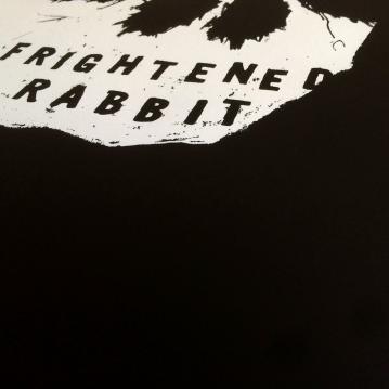 Frightened Rabbit: Portland, Oregon by nope.ltd